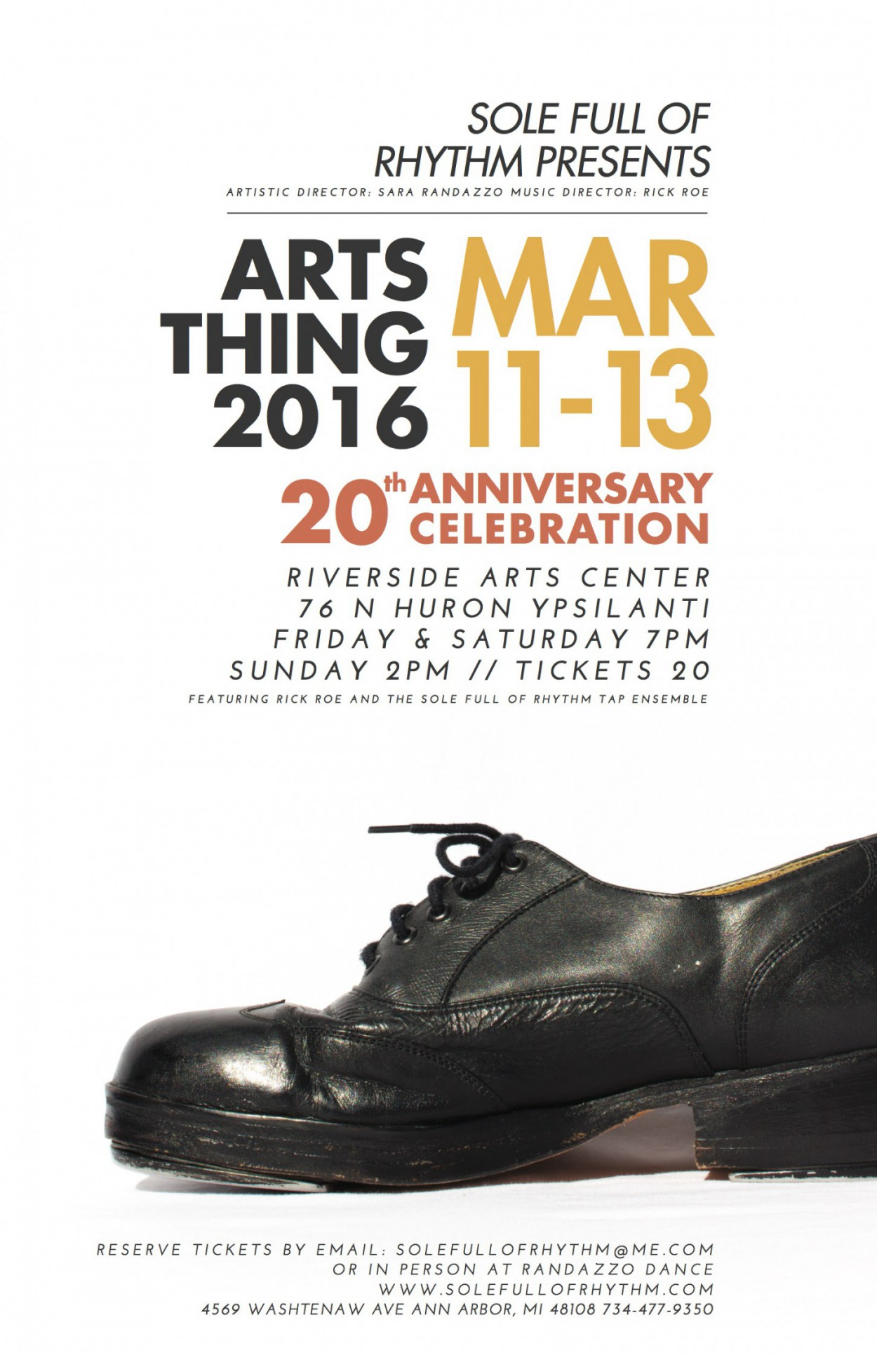 artsthing2016poster copy